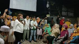 Kampanye Dibanjiri Massa, SSK Semakin di Dicintai Emak-Emak