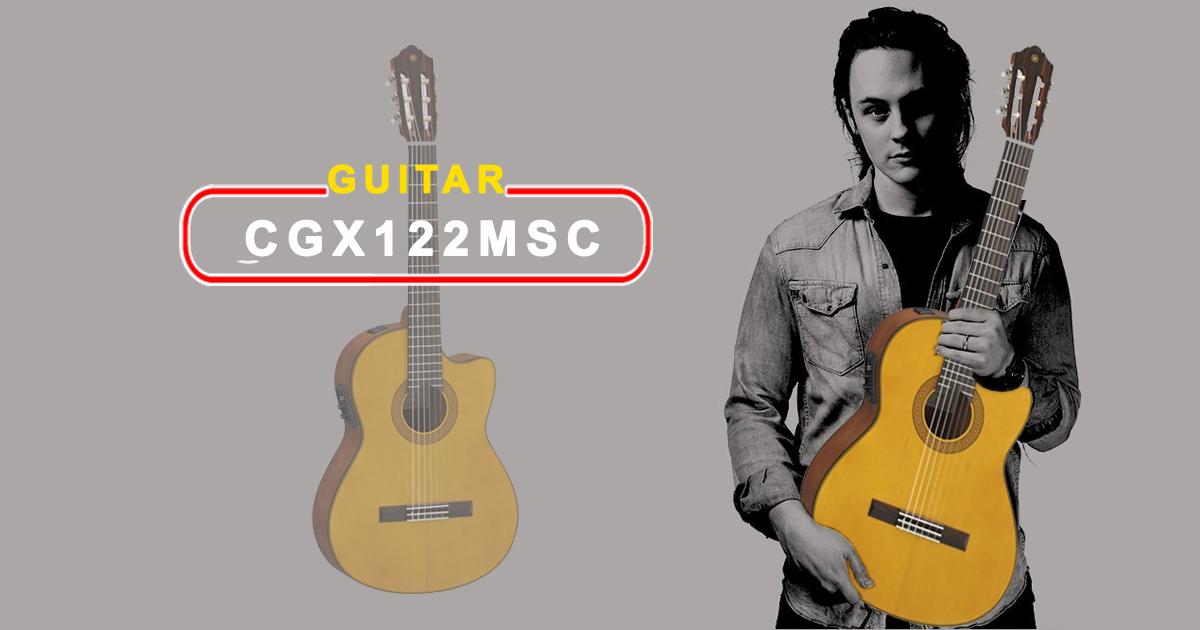 Đàn guitar classic CGX122MSC