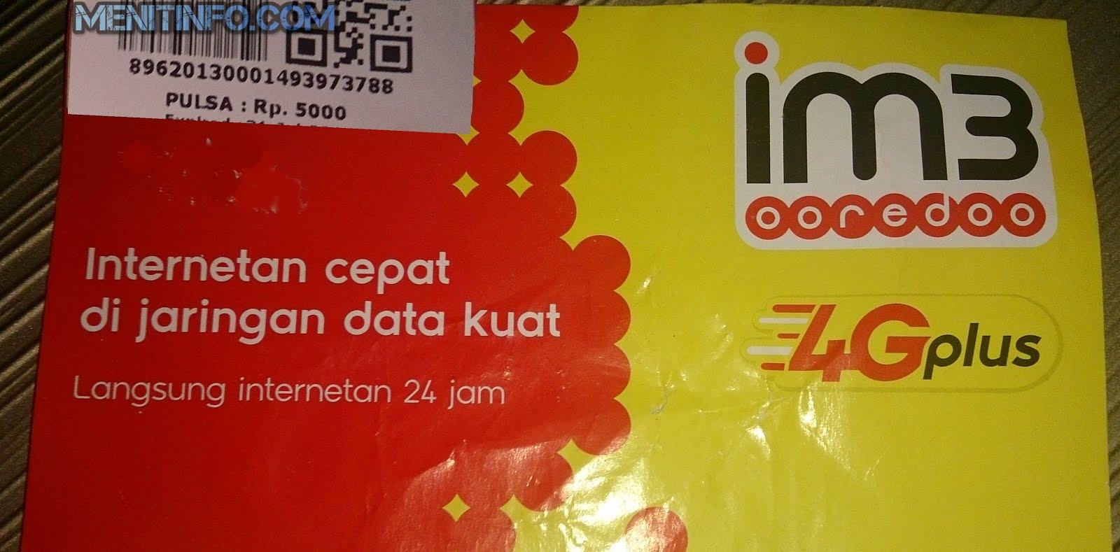 Cara Aktifkan Paket Internet Indosat Ooredoo 10 3gb Murah Menit Info