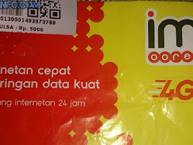 Cara Aktifkan Paket Internet Indosat Ooredoo 10.3Gb Murah