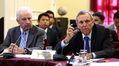 Dictan 36 meses de impedimento de salida para José Graña y Hernando Graña