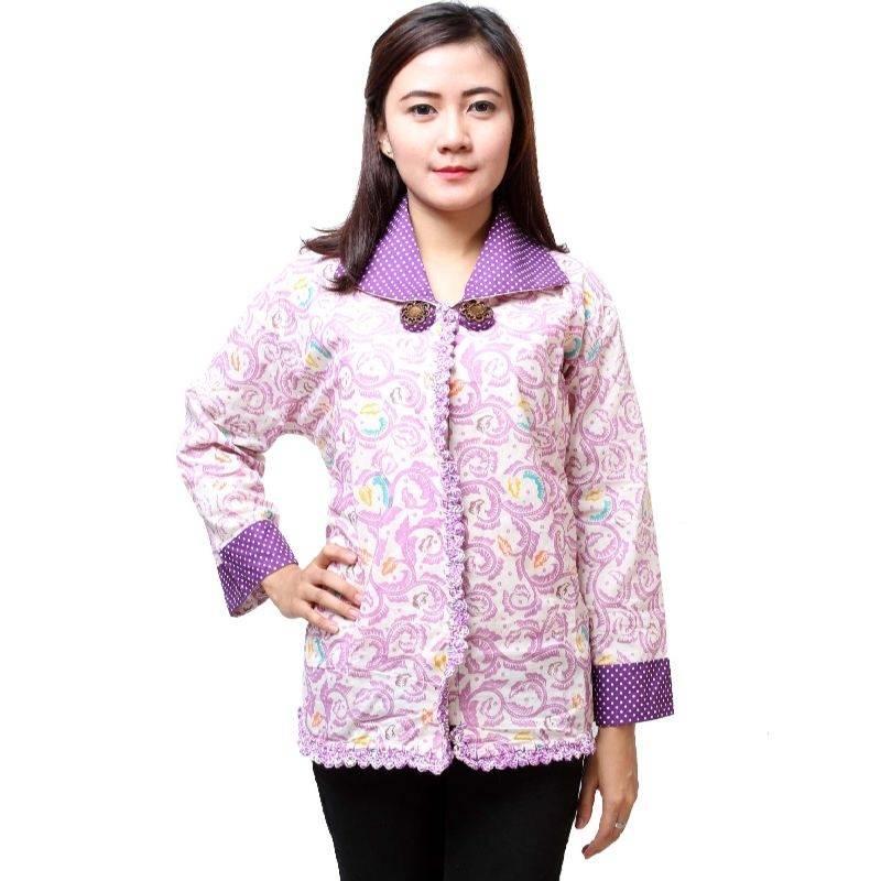 16+ Inspirasi Penting Gambar Model Baju Batik Wanita ...