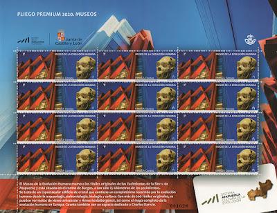 Pliego premium, museo, evolución, humana, Burgos