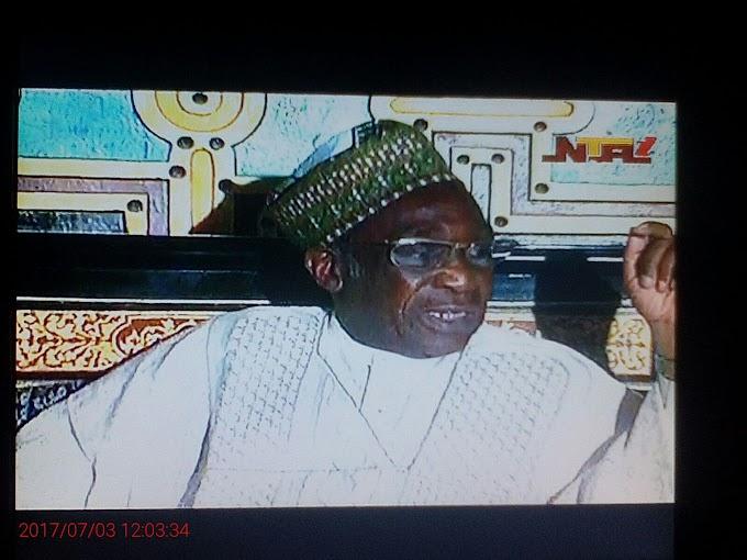 Maitama Sule: Gov. Ikpeazu Condoles Gov. Alhaji Umar Ganduje, Emirate Council  ...Says the late Ambassador was a stabilizing influence in Nigeria