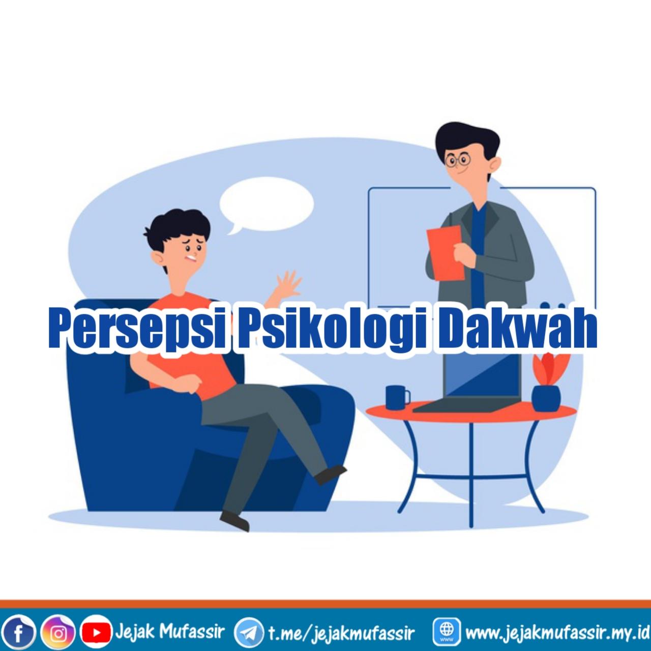 Persepsi Psikologi Dakwah