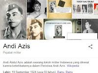 Sejarah dan Biografi Pemberontakan Andi Aziz (1950-1953)