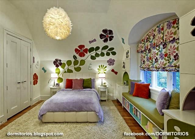 Dormitorios grandes Murales para recamaras matrimoniales