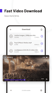 UC Browser Turbo v1.8.1.900 build 109 MOD APK