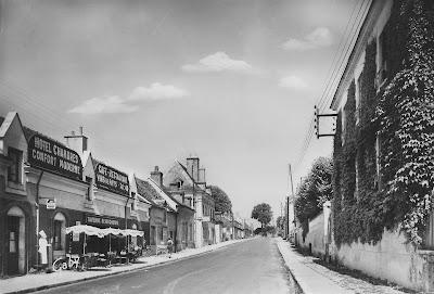 La Taverne Berrichonne à Cour-Cheverny