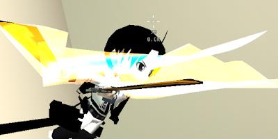 attack on titan tribute game AOTTG Blade SKin  Wonderfull Colour