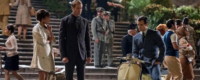 """Kryptonim U.N.C.L.E."" (2015), reż. Guy Ritchie. Recenzja filmu."