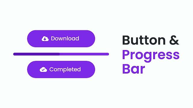 Button with Progress Bar