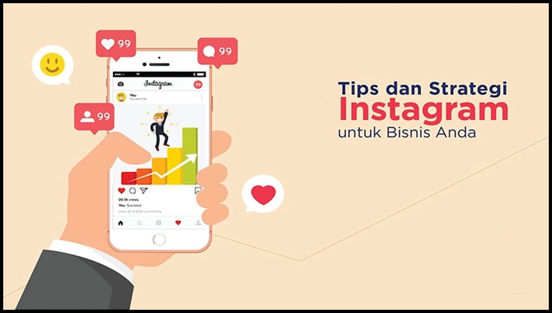 cara mencari iklan di instagram