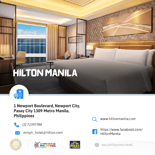 List of DOT-Authorized Hotels in Metro Manila for New Normal