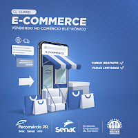 Senac oferece curso de e-commerce