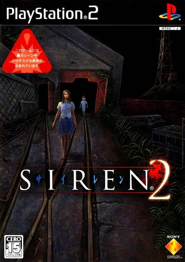 siren2j - Siren 2 | PS2