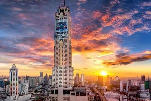 Baiyoke Sky Tòa nhà lớn nhất tại Bangkok