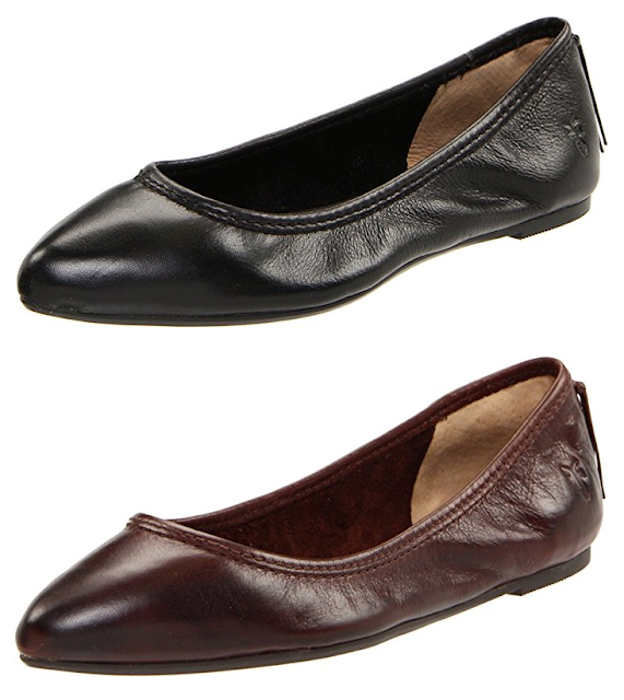 Amazon: Frye Regina Ballet Flats only $60 (reg $148) + free shipping!