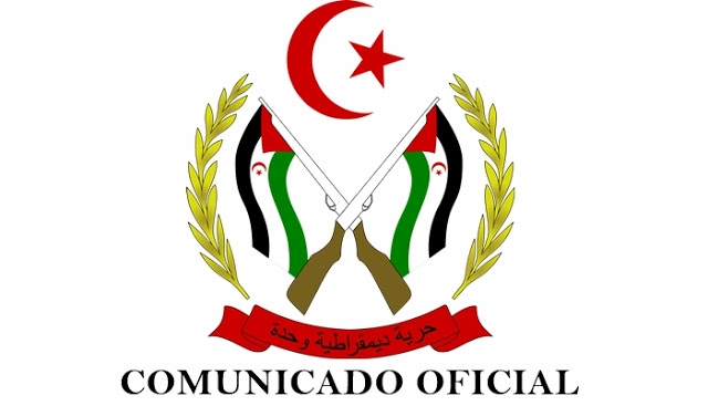 🔴 Comunicado oficial de la RASD.