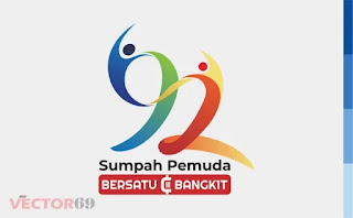 Hari Sumpah Pemuda 2020 Logo - Download Vector File EPS (Encapsulated PostScript)