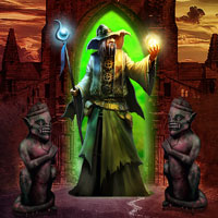 BigEscapeGames Big Wizard Escape