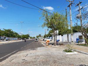 NATAL ILUMINADO – Prefeitura de Caxias realiza limpeza e manutenção de locais que recebem iluminação especial