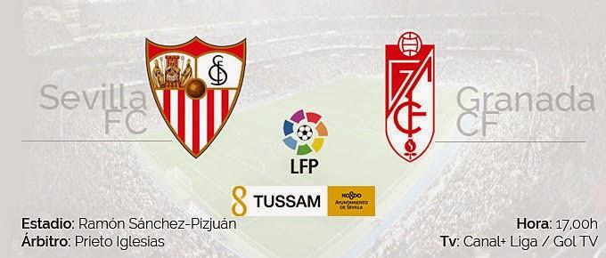 Sevilla FC (5-1) Granada CF,