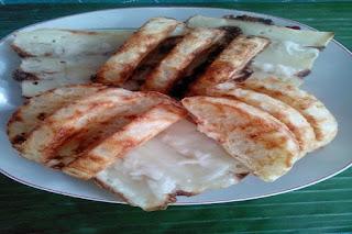 Kue Serabi Gonjing Khas Cirebon