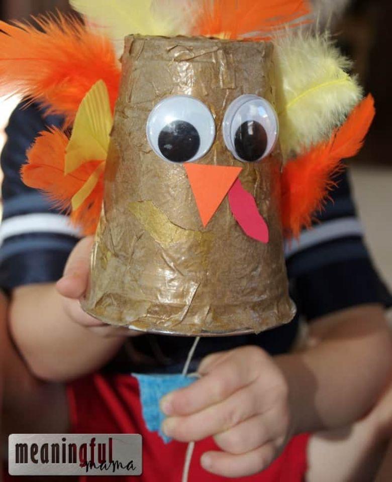 Turkey thanksgiving craft for kids