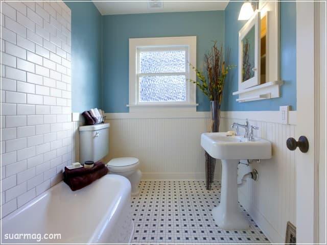 صور حمامات - حمامات مودرن 17 | Bathroom Photos - Modern Bathrooms 17