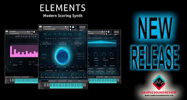 Zero G Elements Modern Scoring Synth