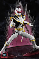 Power Rangers Lightning Collection Dino Thunder White Ranger 25