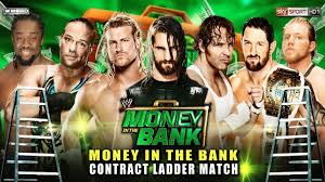 Ver Repeticion de Wwe Money In The Bank 2014 en español latino full show completo