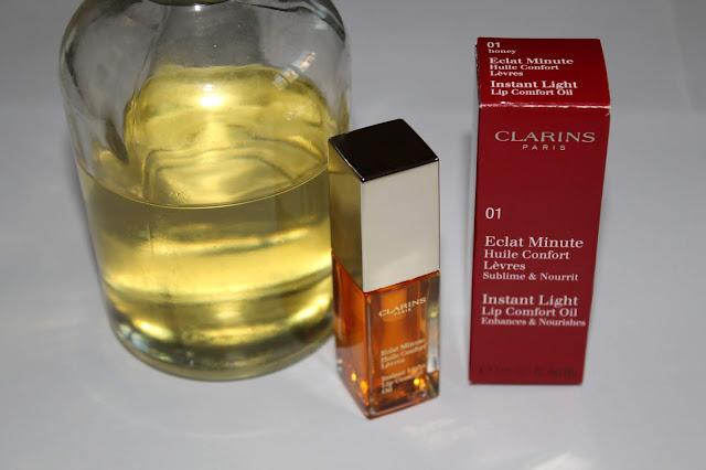 Huile Confort Éclat Minute N°1 Honey - Clarins