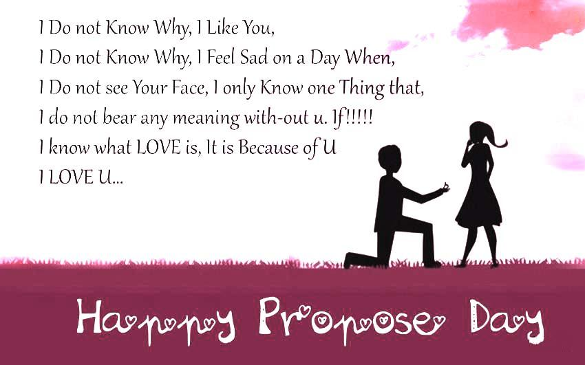 Propose Day Special Lines Valentines Day Info