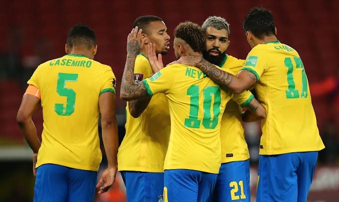 Brasil enfrenta Paraguai fora de casa pelas Eliminatórias da Copa na noite desta terça