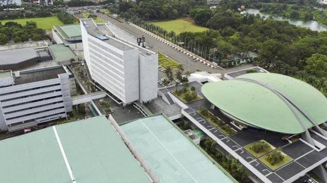 Cegah Virus Corona, BURT Dorong Gerakan Higienis di Kompleks Parlemen