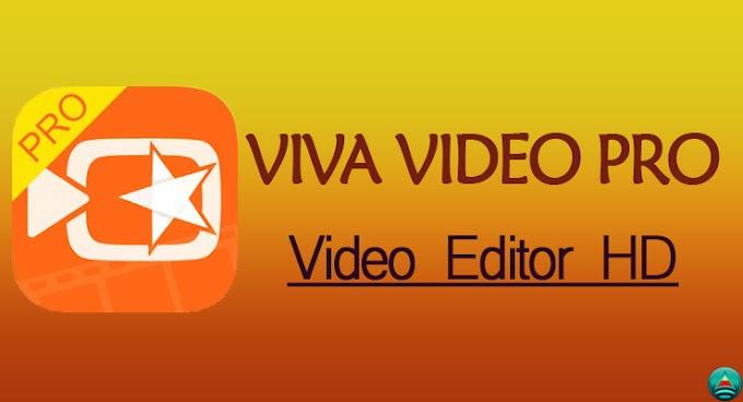 VivaVideo PRO Apk | Premium Video Editor HD & Free Video Maker