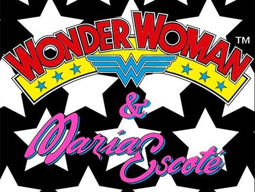 María Escoté homenajea a Wonder Woman con su nueva colección cápsula