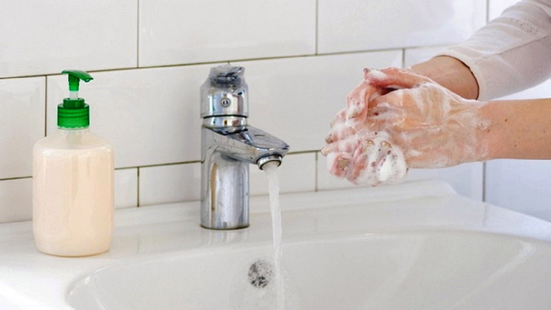 Υγιεινή των χεριών και κορωνοϊός: Οδηγίες για την σωστή υγιεινή των χεριών
