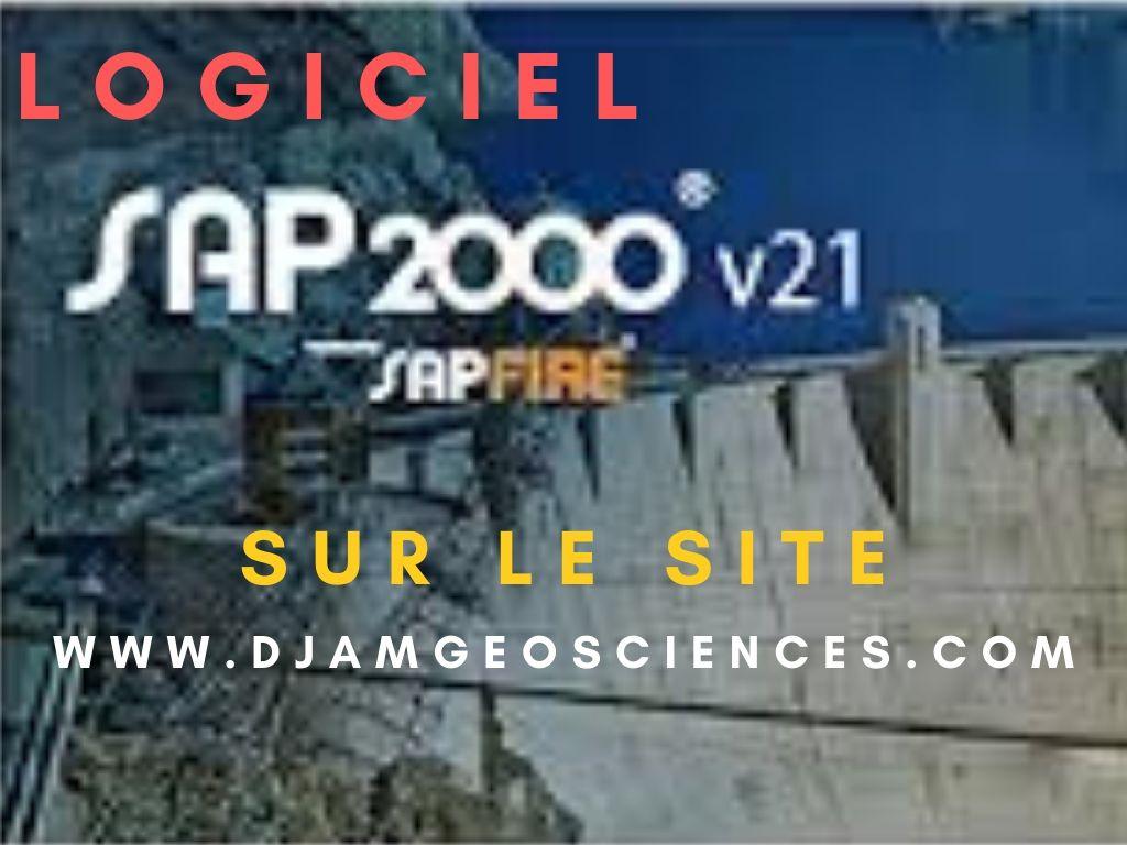 TELECHARGER LE LOGICIEL SAP2000 V21 COMPLET +CLE D'ACTIVATION