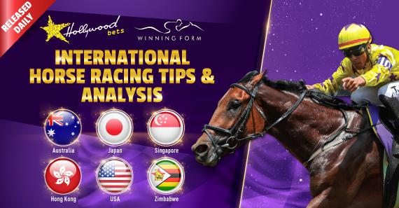International Racing: Rosehill Gardens – Saturday 28 March 2020