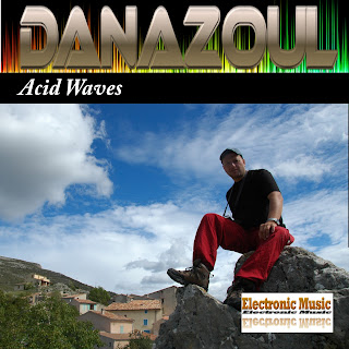 acid wave danazoul electronic music musique