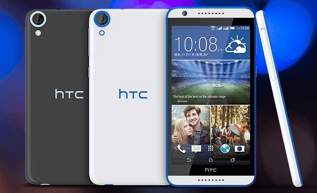 Stock Firmware HTC Desire D820us