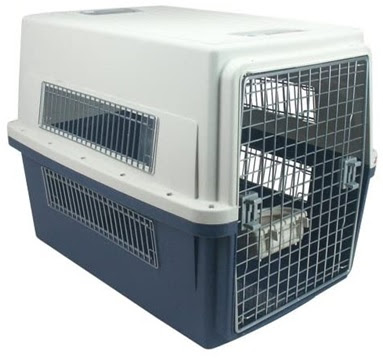 IRIS Hard-Sided Pet Air Travel Carrier