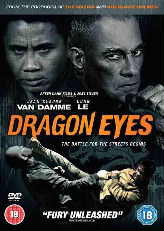 Olhos de Dragão Dublado 2012