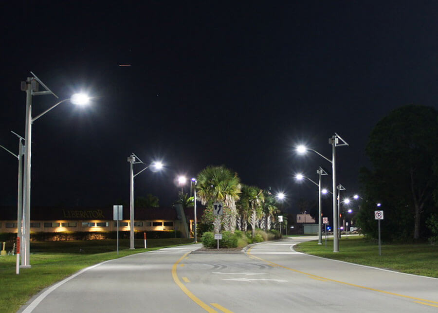 Solar Energy Data Benefits Of Led Street Lighting