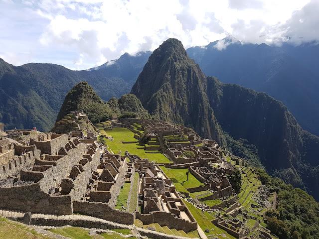 Machu Picchu, a cidade perdida Inca - Peru
