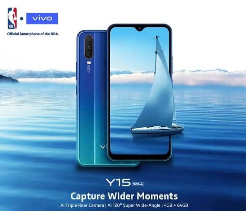 Price Drop Alert: Vivo Y15 Now Only Php7,999!