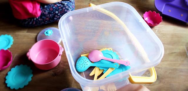 kuchnia dla dziewczynki